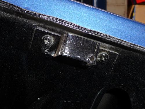1965 Fastack Interior Panel Bracket