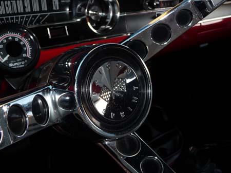 1964 Ford Falcon Sprint Horn Button